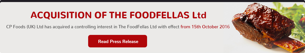 TheFoodFellas / CP Foods