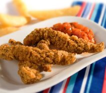 Southern Fried Chicken Strips