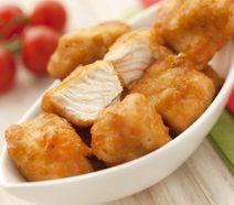 Jumbo Battered Chicken Breast Chunks