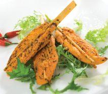 Chicken Tikka Split Sticks